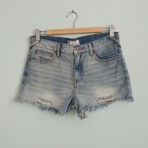 Free People | denim shorts